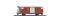 Bemo 2250259 $ $ MGB X 4917 Hilfswagen