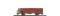 Bemo 2251111 RhB E 6611 Hochbordwagen