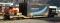 """Bemo 2289168 RhB Sbk-v 7708 mit Planenbehälter """"Gfeller"""" schwarz"""
