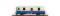 Bemo 3236121 RhB D 4051 Packwagen ACPE