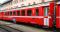 Bemo 3241166 RhB AB 1566 Einheitswagen II neurot