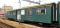 Bemo 3259410 zb Historic A 111 Mitteleinstiegswagen Typ I grün