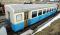"""Bemo 3267330 MOB B 210 passenger coach """"goldenpass"""""""