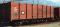 Bemo 9451104 RhB E 6604 Holzwand-Hochbordwagen dunkelbraun