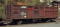 Bemo 9451112 RhB E 6612 Holzwand-Hochbordwagen, Bretter ausgebessert