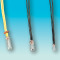 Brawa 3268 Kabelbirne mit 2 Kabel, 3V/15mA, klar
