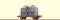 Brawa 37120 0 Staubbehälterw. Kds56 DB, III, gealtert