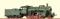 Brawa 40116 H0 = Dampflok G 4/5 H der K.Bay.Sts.B., Epoche I, DC