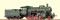 Brawa 40125 H0 Güterzuglok G 4/5 H Bayern, I, AC