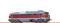 Brawa 41434 H0 Diesellok 132 DR, IV, DC An. BASIC+