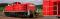 Brawa 41516 H0 Diesell. BR294 DB, VI, DC An. BASIC+