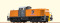 Brawa 41540 H0 Diesellok 295 BEG IV DC BAS+
