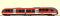Brawa 44019 H0 ~ Dieseltriebwagen Talent BR 643.2 DBAG, 2-Teiler, V, AC digital