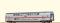 Brawa 44515 H0 Twindexx IC2-Wagen 1Kl DB, VI, AC EXT