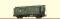 Brawa 45004 H0 Württembergischer Postwagen der DBP, Epoche III