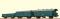 Brawa 45982 H0 Güterw-Set DB Bauzug, IV [3er-Set]