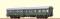 Brawa 46070 H0 Personenwagen BPw4yge DB III