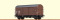 Brawa 47920 H0 Güterwagen Gms 30 ÖBB, III