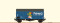 Brawa 47965 $ H0 Güterwagen Gms30 DR, IV, Fewa