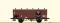 Brawa 48659 $ H0 Güterwagen DB, III, Eßzet