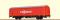 Brawa 48962 H0 Schiebewandw Hbis 299 DB, V, Viessmann