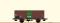 Brawa 49096 H0 Freight Car G10 DB, III, Vivil
