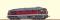 Brawa 61017 N Diesellok BR232 DR, IV, Flicken, Sound