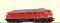 Brawa 61023 N Diesellok BR232 DB Cargo, VI, Sound