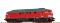 Brawa 61031 N Diesellok 232 DB, VI, EXTRA