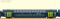 Brawa 64501 N Twindexx Mittelwagen 2. Kl DB, VI