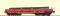 Brawa 67005 N Schwerlastwagen Samms mit Ladegut DB AG, V