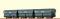 Brawa 67034 N Kohlenwagen OOT SNCF, III [3er-Set]