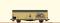 Brawa 67446 $ N Güterwagen G10 DB, III, Magirus