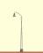 Brawa 84015 H0 LED-Gittermastleuchte Stecksockel, einzeln