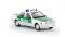 Brekina 13211 MB 190E Polizei Stuttgart mit Dachkennung S-2375 von Starmada