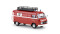 Brekina 13325 MB L 206 D Kasten Feuerwehr Krefeld von Starmada