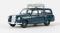 Brekina 13456 MB 180 Kombi, ozeanblau mit Dachträger von Starmada