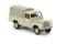 Brekina 13778 Land Rover 109 mit Plane, gelbgrau von Starmada