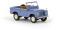Brekina 13851 Land Rover 88, taubenblau