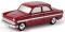 Brekina 13904 Ford 12m, rot, Die Halbstarken