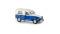 Brekina 14156 Citroen 2 CV Kastenente SEV Marchal (F), TD