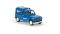 Brekina 14720 Renault R4 Fourgonnette Gendarmerie (Gelblicht) (F)