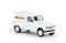 Brekina 14746 Renault R4 Fourgonette van Gend & Loos