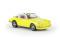 Brekina 16263 Porsche 911 targa offen, schwefelgelb, TD