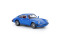 Brekina 16315 Porsche 912 G, blau, TD,