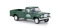 "Brekina 19809 Jeep Gladiator A ""Erie Builders"" mit Ladegut, TD"