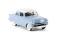 Brekina 20868 Opel Kapitän 1954, pastellblau/weiß, TD