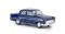 Brekina 20881 Opel Kapitän `56, blau