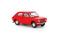 Brekina 22500 Fiat 127, rot,