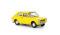 Brekina 22502 Fiat 127, gelb,